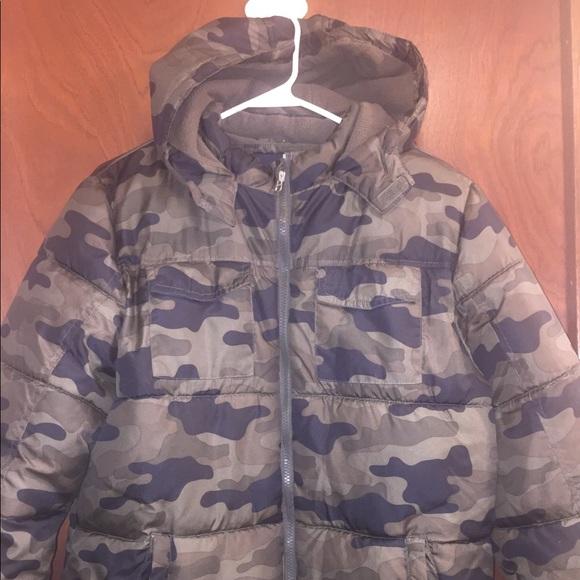 0b71196362a7d Faded Glory Jackets & Coats | Winter Hooded Jacket For Boys Xxl 18 ...